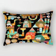 The Chipper Widget (Remix) Rectangular Pillow