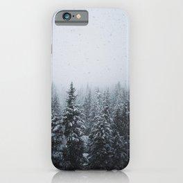Girdwood, Alaska III iPhone Case