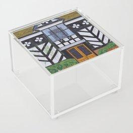 Gawsworth Hall, Cheshire Acrylic Box