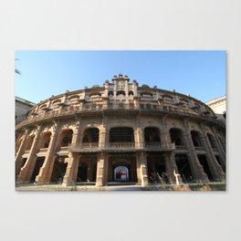 Plaza de toros - Matteomike Canvas Print