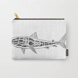 Shark Twist Carry-All Pouch