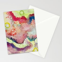 Salt clouds Stationery Cards