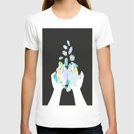 crystal gift T-shirt