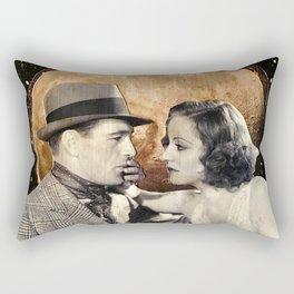 Come Lie With Me Rectangular Pillow