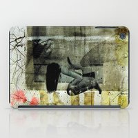 broken iPad Cases featuring BROKEN by db Waterman