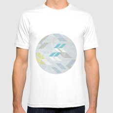 way forward Mens Fitted Tee White MEDIUM