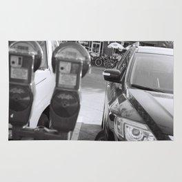 Parking Meter Rug