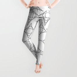 Geometric #8b Leggings