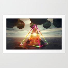 Aquaform Art Print