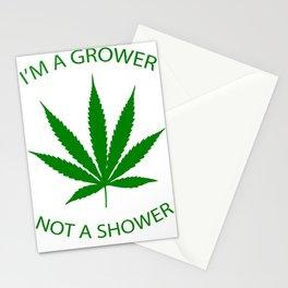 Marijuana Dispensary Legal Weed Stationery Cards
