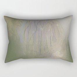 Dark and Enchanted Forest Rectangular Pillow