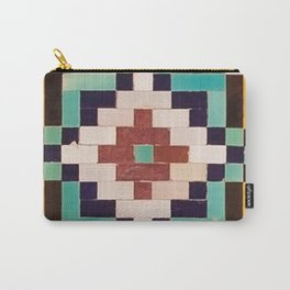 Iranian tiles Carry-All Pouch