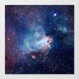 Omega Nebula Canvas Print