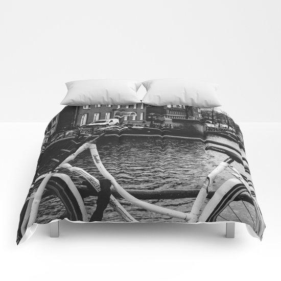 Amsterdam Bicycle Comforters