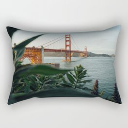 San Francisco bridge Rectangular Pillow