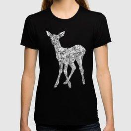 Leafy Deer T-shirt