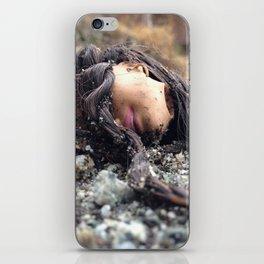 H3L73R 5K3LT3R - BARBIE iPhone Skin