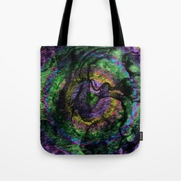 abstract ink marble 1 Tote Bag