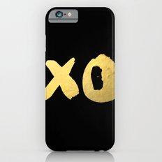 XO black Slim Case iPhone 6s