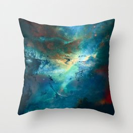 δ Wezen Throw Pillow