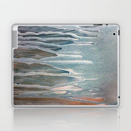 Abstract Painting 27 Laptop & iPad Skin