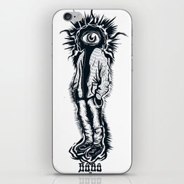The Observer iPhone Skin