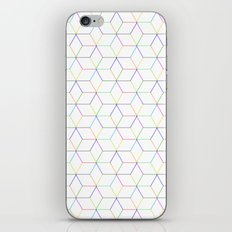 Shapes & Colors iPhone & iPod Skin