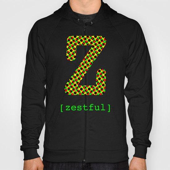 #Z [zestful] Hoody