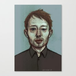 Mr. Yorke from Oxfordshire Canvas Print