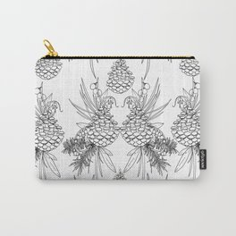 Pining for Pine Carry-All Pouch