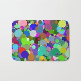 Circles #9  - 03142017 Bath Mat