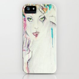 Sugar & Ice iPhone Case