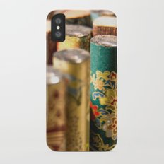 For a more formal experience Slim Case iPhone X