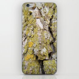 Trippy Bark iPhone Skin