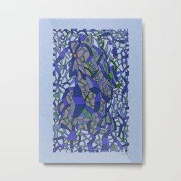 - sea sea sea - Metal Print