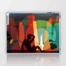 DuBois Laptop & iPad Skin