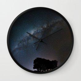 The Milky Way Galaxy Wall Clock
