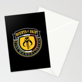Bounts of Pain Logo Stationery Cards