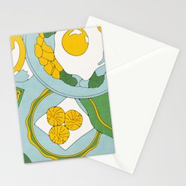 Lunch in July Stationery Cards