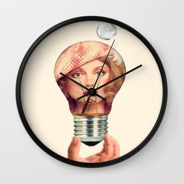 The value of ideas Wall Clock
