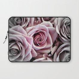 Pink Rose : Pop of Color Laptop Sleeve