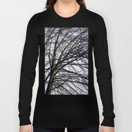 Stained Glass Tree Long Sleeve T-shirt