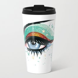 Carnival style Eye Travel Mug