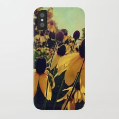 On the Edge of Summer iPhone X Slim Case