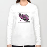 vw Long Sleeve T-shirts featuring VW  by Valerie Agrusa Photography