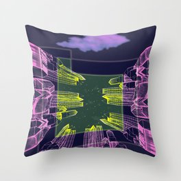 Stellar Area 01-08-16 Throw Pillow