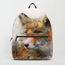 The cunning Fox Backpack