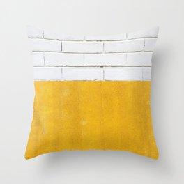 Yellow brick road Deko-Kissen