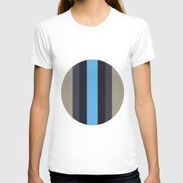 Blue Streak. T-shirt