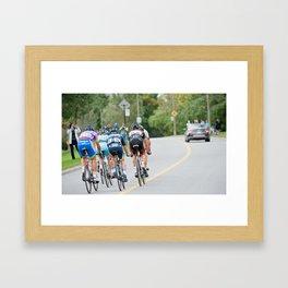 UCI World Tour - Cycling 2013 Framed Art Print
